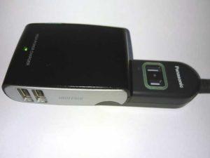 BUFFALO USB充電器 2A対応 急速充電対応4ポートBSIPA09BK