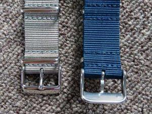 腕時計 NATOタイプ 交換用ベルト