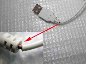 100均 LEDライト USBライト