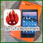 AmazonタブレットFire HD 10 ベンチマーク測定【Antutu Benchmark】