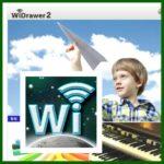 Wi-Fiストレージ用アプリ「WiDrawer 2」のセットアップ【REX-WIFIUSB1F】