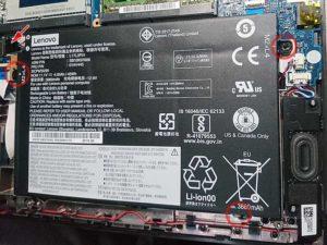 ThinkPad E595 内臓ストレージ 2.5インチSSD SATA SanDisk SDSSDA-480G