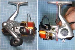アウトドア 釣り具 プロマリン ロッド&リールセット ミニコンパクトタックルセット DX165
