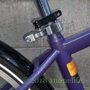 自転車パーツ シートポストクランプ MT-800N用 MINOURA