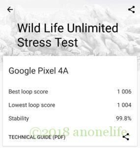 テスト所要時間:約2分40秒