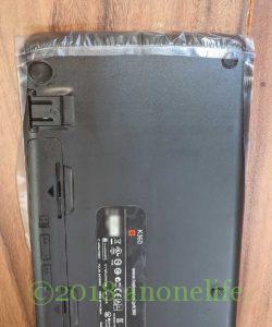 ロジクール K360 キーボードカバー FA-NMUL5