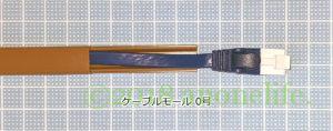 LANケーブル エレコム CAT6A LD-GFAT/BM200