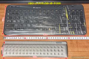 エレコム リストレスト MOH-012GY